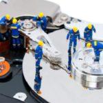 Prepustite popravak hard diska stručnjacima