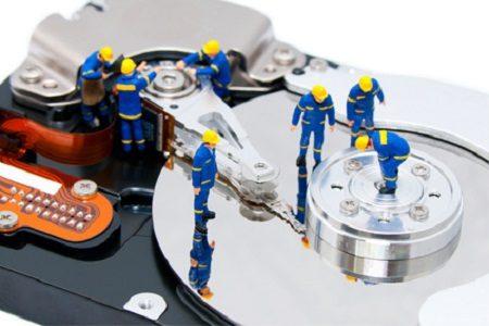 Popravak hard diska